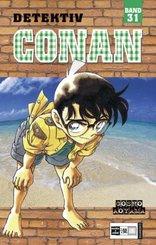 Detektiv Conan - Bd.31