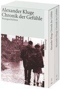 Chronik der Gefühle, 2 Bde.