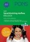 PONS mobil Sprachtraining-Aufbau Englisch, 2 Audio-CDs