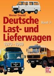 Deutsche Last- und Lieferwagen - Bd.3