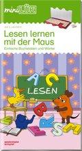 miniLÜK: Lesen lernen mit der Maus; .99 - Tl.1