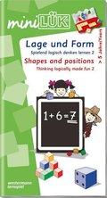 miniLÜK: Spielend logisch denken lernen - Tl.2