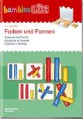 bambinoLÜK-Übungshefte: Farben und Formen