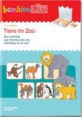 bambinoLÜK-Übungshefte: Tiere im Zoo