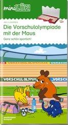 miniLÜK: Die Vorschulolympiade mit der Maus - Tl.1
