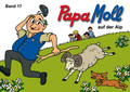 Papa Moll: Papa Moll auf der Alp; Bd.17