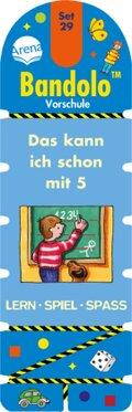 Bandolo (Spiele): Das kann ich schon mit 5 (Kinderspiel); Set.29