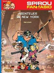 Spirou + Fantasio - Abenteuer in New York