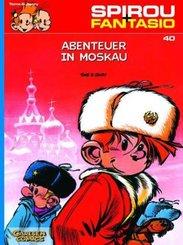 Spirou + Fantasio - Abenteuer in Moskau