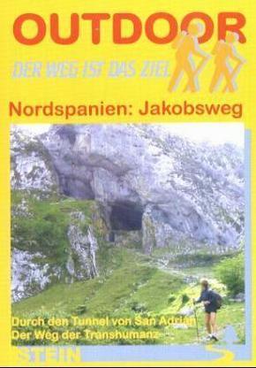 Nordspanien, Jakobsweg, Durch den Tunnel von San Adrian, Weg der Transhumanz