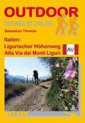 Italien, Ligurischer Höhenweg Alta Via dei Monte Liguri