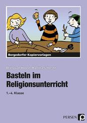 Basteln im Religionsunterricht