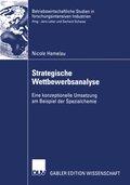 Strategische Wettbewerbsanalyse