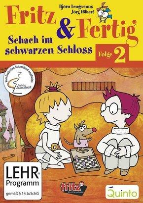 Fritz & Fertig, 1 CD-ROM für PC - Folge.2
