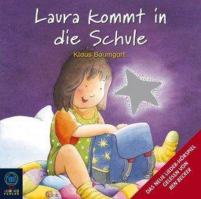 Laura kommt in die Schule, 1 Audio-CD