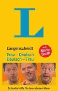 Langenscheidt Frau-Deutsch / Deutsch-Frau