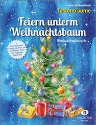 Feiern unterm Weihnachtsbaum