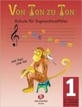 Von Ton zu Ton, Deutsche Griffweise - Bd.1