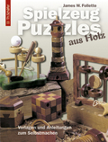 Spielzeug-Puzzles aus Holz