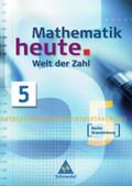 Mathematik heute - Welt der Zahl, Ausgabe Grundschule Berlin u. Brandenburg: 5. Schuljahr