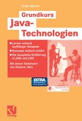 Grundkurs Java-Technologien, m. CD-ROM
