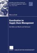 Koordination im Supply Chain Management