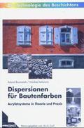 Dispersionen für Bautenfarben