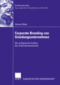 Corporate Branding von Gründungsunternehmen