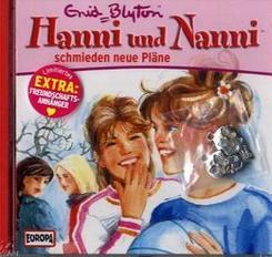 Hanni und Nanni schmieden neue Pläne, 1 Audio-CD