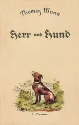Herr und Hund