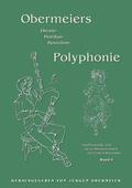 Obermeiers Bordun-Polyphonie, für Dudelsäcke und Begleitinstrumente - Bd.3