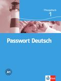 Passwort Deutsch, 3 Bde.: Übungsbuch; Bd.1