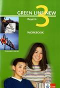 Green Line New, Ausgabe für Bayern: Workbook, 7. Schuljahr; Bd.3