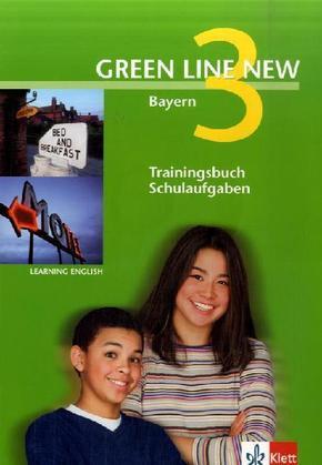 Trainingsbuch Schulaufgaben, 7. Schuljahr, m. Audio-CD