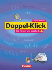 Doppel-Klick, Ausgabe Baden-Württemberg (Südwest): Doppel-Klick - Das Sprach- und Lesebuch - Südwest - Band 4: 8. Schuljahr