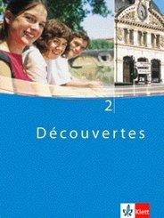 Découvertes: Schülerbuch, 2. Lernjahr; Bd.2