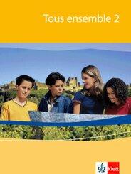 Tous ensemble, Ausgabe ab 2004: 2. Lernjahr, Schülerbuch; Bd.2
