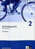 Schnittpunkt Mathematik, Realschule Baden-Württemberg: Klasse 6, Lösungen; Bd.2