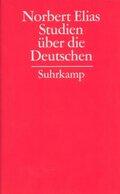 Gesammelte Schriften: Studien über die Deutschen; Bd.11