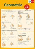 Mathematik auf einen Blick, Geometrie
