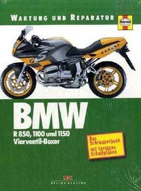BMW R 850, 1100 und 1150