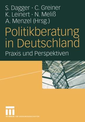 Politikberatung in Deutschland