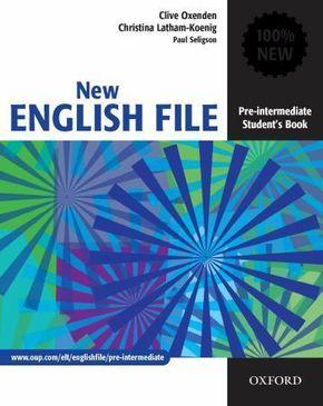 New English File, Pre-Intermediate: Student's Book