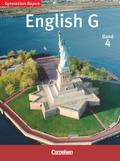 English G, Gymnasium Bayern, Neubearbeitung: 8. Jahrgangsstufe, Schülerbuch; Bd.4