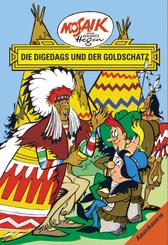 Die Digedags und der Goldschatz