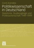 Politikwissenschaft in Deutschland