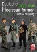 Deutsche Heeresuniform und Ausrüstung