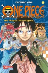 One Piece - Die neunte Gerechtigkeit
