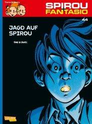 Spirou + Fantasio - Jagd auf Spirou