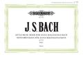 Notenbüchlein für Anna Magdalena Bach, für Klavier